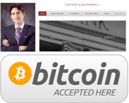 Manhattan Law Firm Embraces the Bitcoin Currency